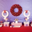 Royal Purple Classic Holiday Christmas Printable Party Collection - Instant Download